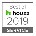 best of houzz service award 2019